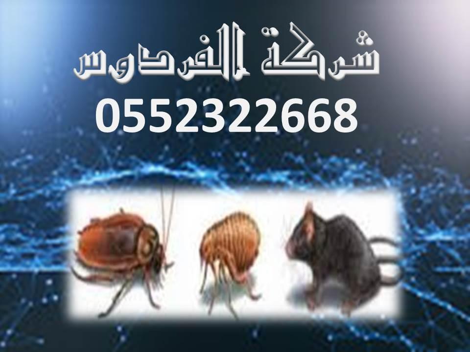 مكافحة الحشرات