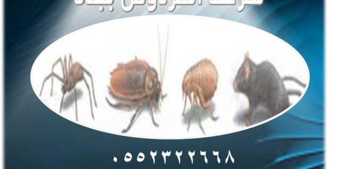 الفردوس لمكافحة الحشرات